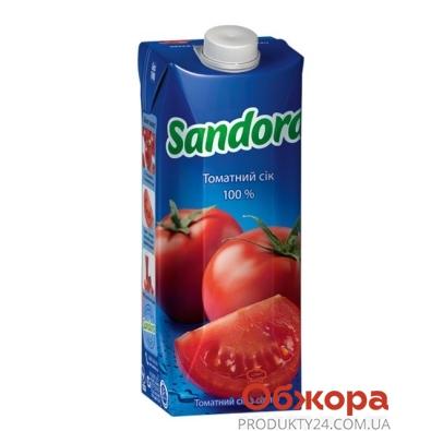 Сок Сандора (Sandora) томат 0,5 л. – ИМ «Обжора»
