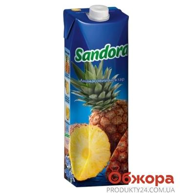 """Ананасовый нектар """"Sandora"""" 0,95 л – ИМ «Обжора»"""