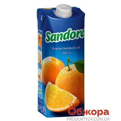 Сок Сандора (Sandora) апельсин 0,5 л – ИМ «Обжора»