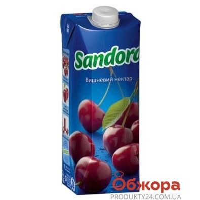 Сок Сандора (Sandora) вишневый нектар 0,5 л – ИМ «Обжора»