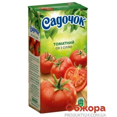 Сік Садочок 0,5л томат – ІМ «Обжора»
