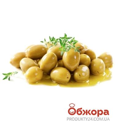 Оливки Сеньорита (Senorita) гигант с\к  1,75  вес – ИМ «Обжора»