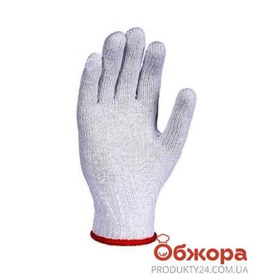 Перчатки Долони Bleached White рабочие без точки 7 Д576 – ИМ «Обжора»