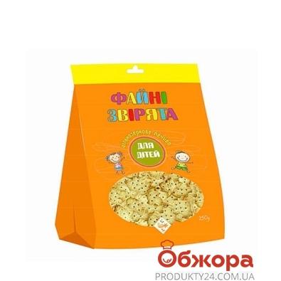 Печиво Житомир 250г Файні звірята – ІМ «Обжора»