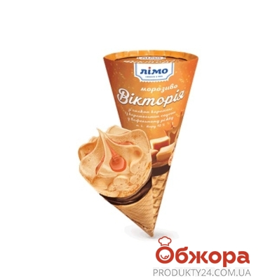 Мороженое Лимо Виктория Карамель 100г – ИМ «Обжора»