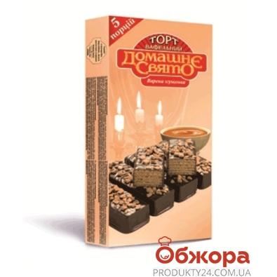 Торт Домашне Свято  сгущенка 200г – ИМ «Обжора»
