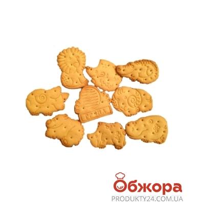 Печенье Грона (Grona) зоологическое  вес. – ИМ «Обжора»
