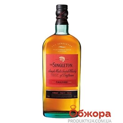 Виски Синглтон (Singleton) of Dufftown Tailfire 0,7л – ІМ «Обжора»