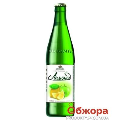 Вода Оболонь Лимонад 0.5 л – ИМ «Обжора»
