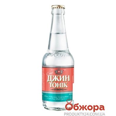 Напій сл/алк Оболонь 0,33л Джин-Тонік 8% – ІМ «Обжора»