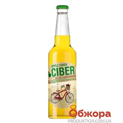 Сидр Оболонь Сибер (Ciber) 0,5 л – ИМ «Обжора»