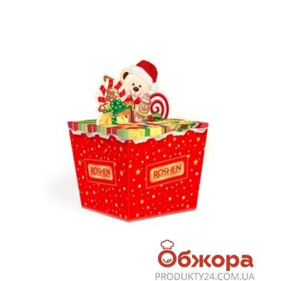 Подарок новогодний Рошен (Roshen) новогодний праздник 409г – ИМ «Обжора»