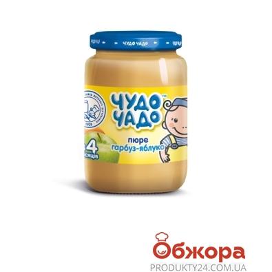 Пюре Чудо-Чадо арбуз-яблоко 170 г – ИМ «Обжора»
