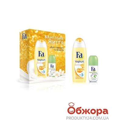 Набор Фа (Fa) Yoghurt Ванильный мед – ИМ «Обжора»