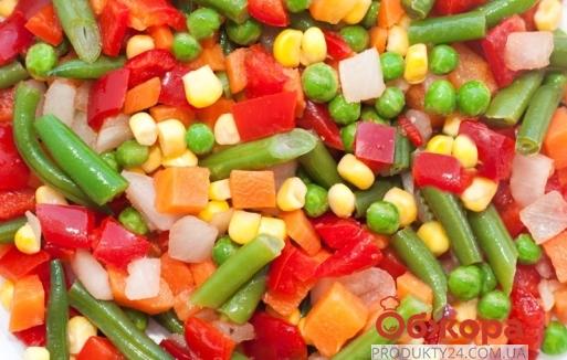 """Замороженные овощи """"Мексика лайт"""" – ИМ «Обжора»"""