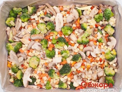 Зам, Овочі ваг, суміш Лобіо з грибами – ІМ «Обжора»