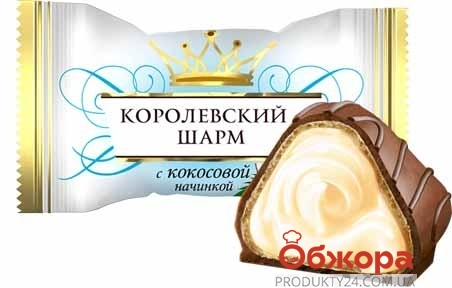 Конфеты АВК Шарм кокос вес, Новинка – ИМ «Обжора»
