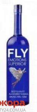 Водка Fly Emotions Супериор 1л – ИМ «Обжора»