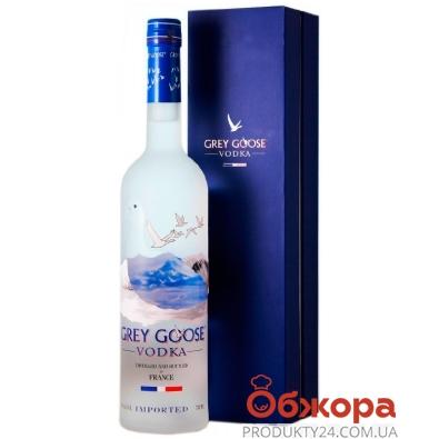 Водка Grey Goose 0,75 л коробка – ИМ «Обжора»