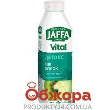 Напиток с соком Jaffa Detox (Киви Огурец Мята)  0,5 л Новинка – ИМ «Обжора»