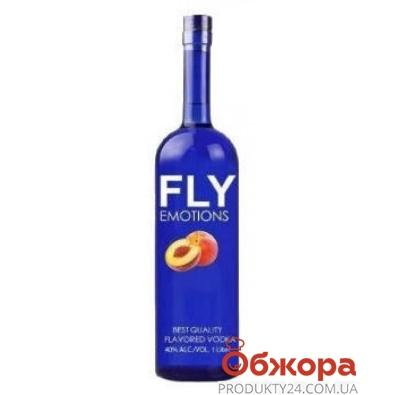 Настойка Fly Emotions Персик 1л – ИМ «Обжора»