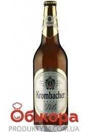 Пиво Krombacher 0,66л – ИМ «Обжора»