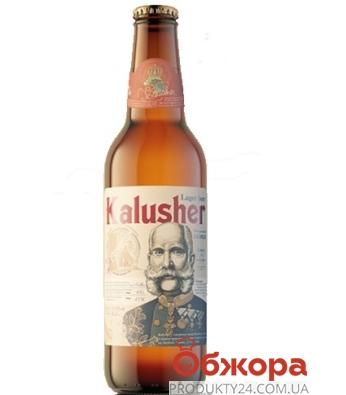 Пиво Експортове 0,5л `Калушер` – ІМ «Обжора»