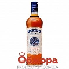 Виски Клеймор 0,7л – ИМ «Обжора»