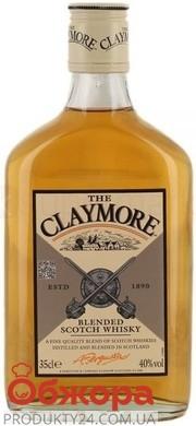 Виски Клеймор 0,35л – ИМ «Обжора»
