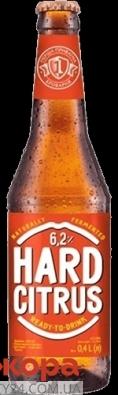 Пиво Перша Приватна Броварня Hard Citrus 0,4л – ИМ «Обжора»