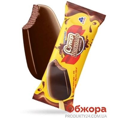 Мороженое Рудь 70г Супер-шоколад эскимо – ИМ «Обжора»
