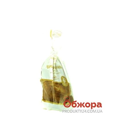"""Батон """"Вишуканий нарізаний"""", Київхліб, 450 г – ИМ «Обжора»"""