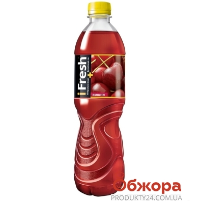 Напій соковий IFresh 0,5л Вишня – ІМ «Обжора»