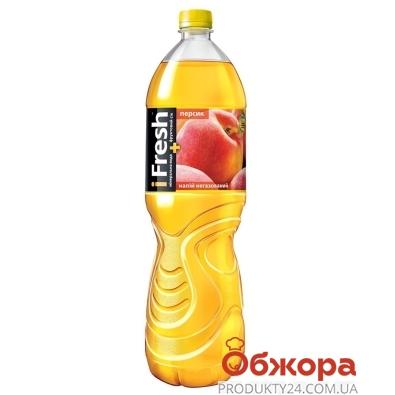 Напій соковий IFresh 0,5л Персик – ІМ «Обжора»