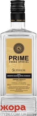 Водка Prime Superior, 0,2 л – ИМ «Обжора»