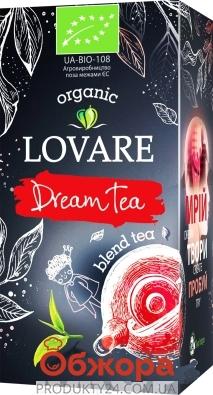 Чай Lovare Organic DreamTea, 24п*1.5г – ИМ «Обжора»