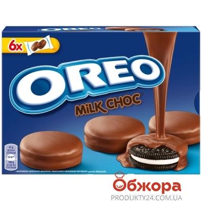 Печенье Орео в молочном шоколаде, 246 г – ИМ «Обжора»
