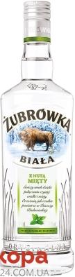 Настоянка Zubrowka 0,5л М`ята – ІМ «Обжора»