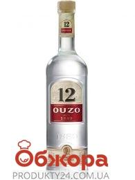 Водка анисовая OUZO, 1.0 л – ИМ «Обжора»