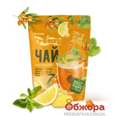 """Чай облепиховый """"Рудь"""", 320 г (8 стиков х 40 г) – ИМ «Обжора»"""