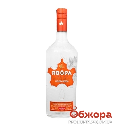 """Водка """"Явора"""" Кленовая медовая, 0,5 л – ИМ «Обжора»"""