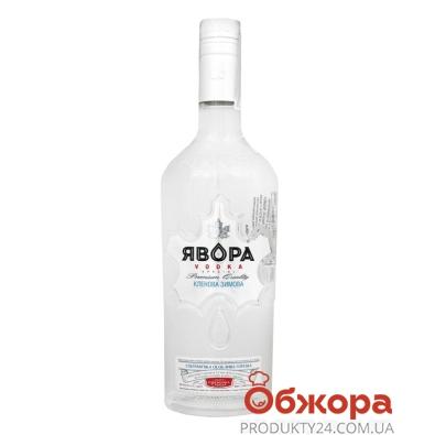 """Водка """"Явора""""  Кленовая зимняя, 0,5 л – ИМ «Обжора»"""
