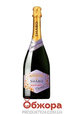 Вино Шабо Мускатное Charmat белое сладкое 0,75 л – ИМ «Обжора»