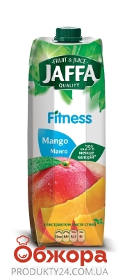 Нектар Джаффа 0,95л манго – ІМ «Обжора»