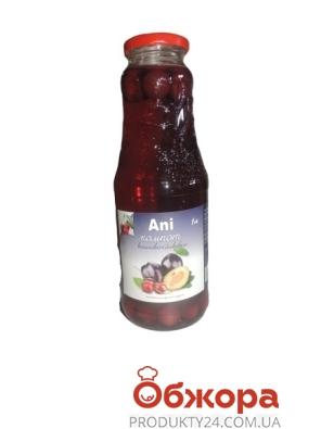 Компот из вишни-сливы ТМ Ани – ИМ «Обжора»