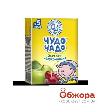 Сік Чудо-Чадо 200г яблуко-вишня – ІМ «Обжора»