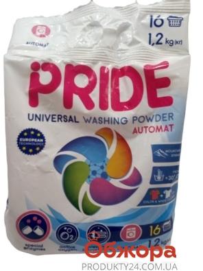Стиральный порошок-автомат универсальный Pride горная свежесть 3 кг – ИМ «Обжора»