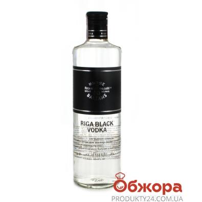 Водка Riga Black 0,5 л – ИМ «Обжора»