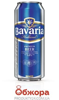 Пиво Баварія 0.5л ж/б ІМП – ІМ «Обжора»