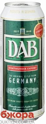 Пиво DAB 0,5л ж/б пшеничне – ІМ «Обжора»